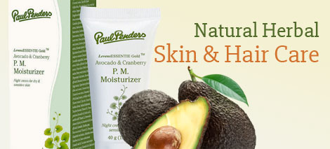 paul penders natural skin and hair care