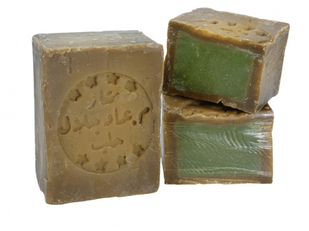 New 40% Laurel Aleppo soap