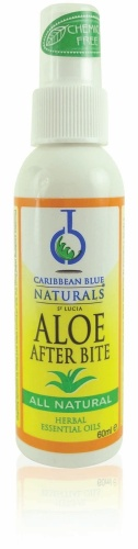 Caribbean Blue - Natural Aloe After Bite - 60ml
