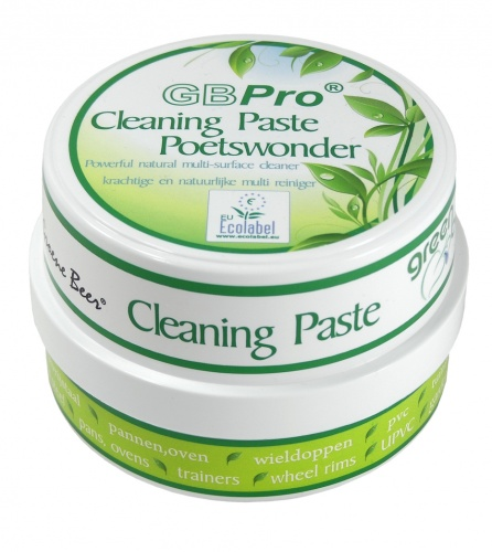 GBPro 100% Natural Powerful Multi-surface Cleaning Paste / Soapstone - 300gm (Biodegradable) with EU Ecolabel