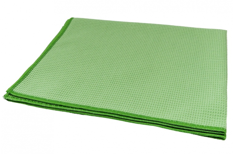 GBPro Green Large Dry Finishing microfibre cloth (61x46cm)