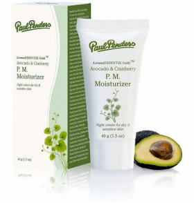 Paul Penders - Natural ''PM'' Moisturiser (Advocado & Cranberry)