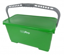 GBPro 22 Litre Window cleaners/Floor cleaning bucket with water tight lid