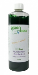GBPro Highly Concentrated Natural Eco Multi-Surface cleaner (with Pine Disinfectant) - 1L