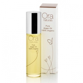 ORA Natural & Certified Organic Pure ARGAN Oil (antioxidants and Vitamin E for anti-ageing) - 15ml