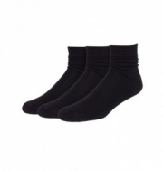Men's Bamboo socks - High Performance (3 x BLACK pack) - luxurious soft & antibacterial bamboo (8-11)