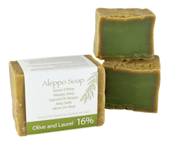 Amity Aleppo Soap Bar
