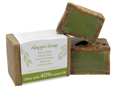 Amity Aleppo Soap Bar 2