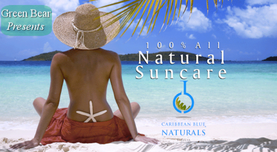 Organic Sunscreen - The Benefits