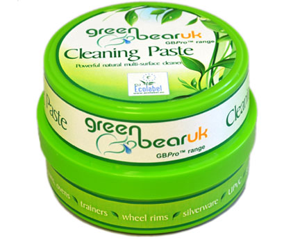 eco friendly cleaning paste