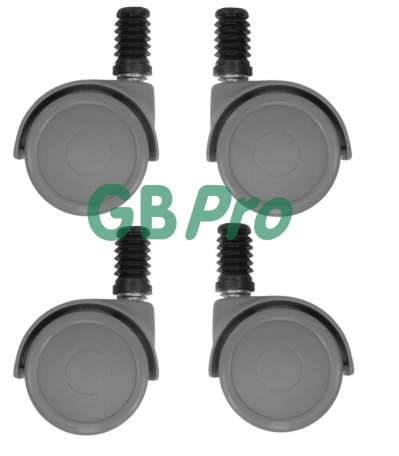 GBPro Bucket Wheels/Castors x 4