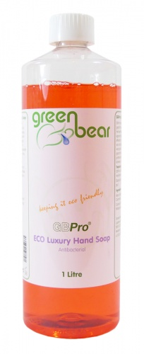 GBPro Eco Anti-Bacterial liquid Hand Wash Soap - for sensitive skin 1L