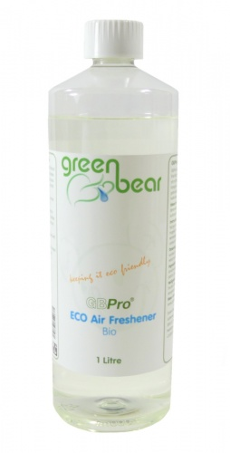 GBPro Eco Air Freshener (Odour eater), Deodorizer - Concentrated - 1 Litre