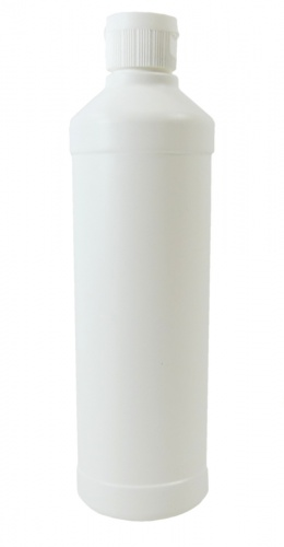 GBPro 500ml Empty HDPE bottle (for 10L decantering)