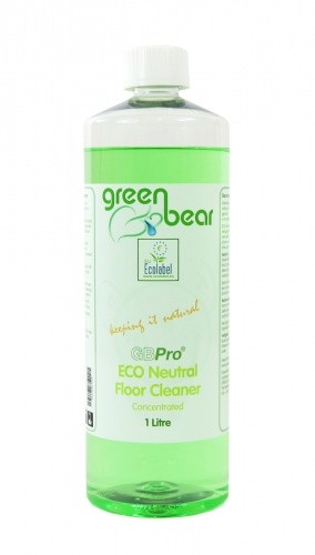 GBPro Eco Floorcleaner (Concentrated) - accredited with EU Ecolabel - 1L