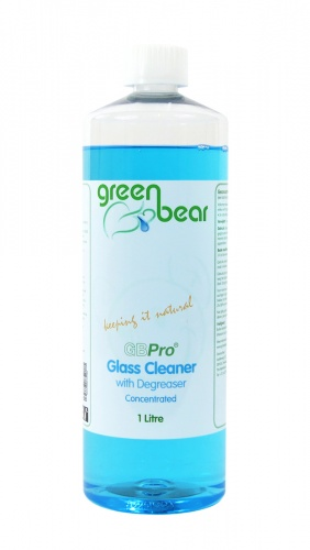 GBPro Eco Window Glass cleaner + degreaser(concentrated ) 1L