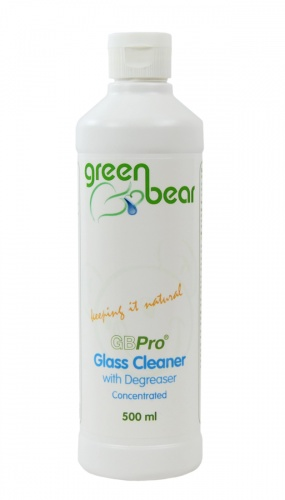 GBPro Eco Window Glass cleaner + degreaser (concentrated)  500ml