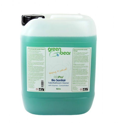 GBPro Sanitair (concentrated) bio sanitary toilet cleaner - 10L