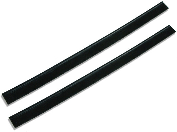 GBPro Double sided Window Squeegee Rubber blade 35cm (14'') x 2