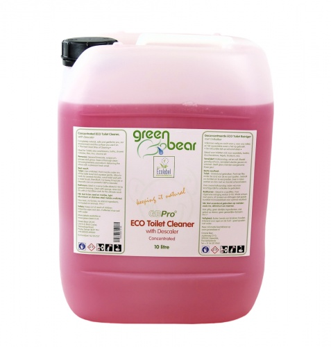 GBPro Eco Toilet Cleaner (with descaler) 10L