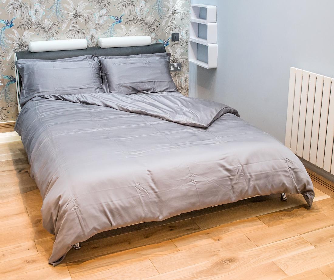 Green Bear Luxurious Super Soft Bamboo 4 PIECE Duvet Bed Linen SET   100%  Naturally