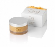 ORA Natural & Organic Argan Body Scrub Revive (Red Mandarin/Lemongrass/Grapefruit) Vitamin E - 200ml