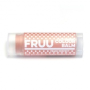 Fruu.. Organic Peach Perfect Colour balm - Scent and allergen free - Made in the UK